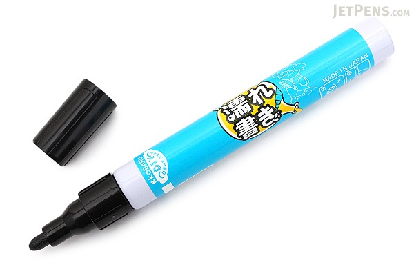 Epoch Kobaru Wet Surface Paint Marker - Black - EPOCH CHEMICAL K-WTM-BK