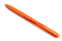 Uni-ball Signo RT1 UMN-155 Gel Pen - 0.5 mm - Orange - UNI UMN15505.4