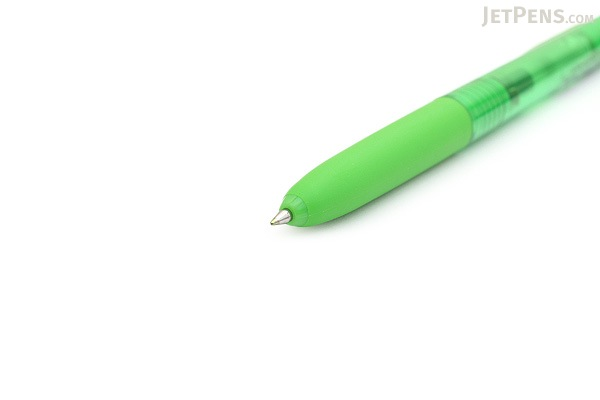 Uni-ball Signo RT1 UMN-155 Gel Pen - 0.5 mm - Lime Green - UNI UMN15505.5