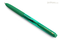 Uni-ball Signo RT1 UMN-155 Gel Pen - 0.5 mm - Green - UNI UMN15505.6