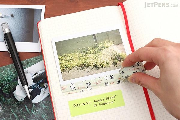 Mark's Maste Washi Tape - Multi - City 2 - Pack of 3 - MARK'S MST-MKT102-A