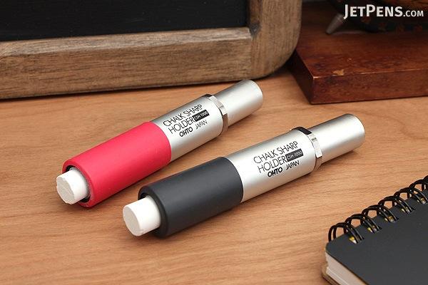 Ohto Chalk Sharp Holder - Black - OHTO CSH-1000BLACK