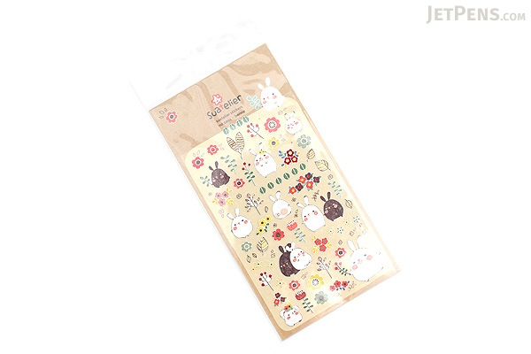 Suatelier Sonia Stickers - Bonny (Bunny) - BC 1001