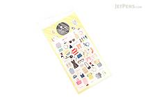 Suatelier Sonia Stickers - Favorite - BC 1003