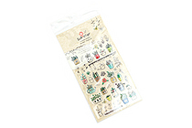 Suatelier Sonia Stickers - Fragrance - BC 1007