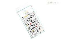 Suatelier Sonia Stickers - Mustache - BC 1011