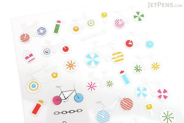 Suatelier Sonia Stickers - Bike - BC 2003