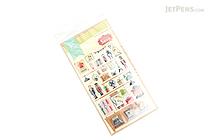 Suatelier Sonia Stickers - Vintage Shop - BC 2007