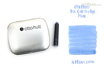 Otto Hutt Ink Cartridge - Blue - Pack of 14 - OTTO HUTT HTC/61208/BE