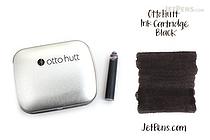Otto Hutt Ink Cartridge - Black - Pack of 14 - OTTO HUTT HTC/61208/BK