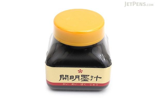 Kaimei Bokuju Sumi Ink - 70 ml Bottle - KAIMEI BO1001