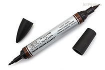 Winsor & Newton Watercolor Marker - Burnt Umber - WINSOR & NEWTON 0201076