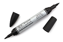 Winsor & Newton Watercolor Marker - Lamp Black - WINSOR & NEWTON 0201337