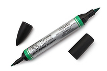 Winsor & Newton Watercolor Marker - Phthalo Green (Yellow Shade) - WINSOR & NEWTON 0201521