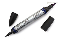 Winsor & Newton Watercolor Marker - Prussian Blue Hue - WINSOR & NEWTON 0201541