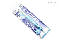 Zebra DelGuard Mechanical Pencil - 0.3 mm - Luminous Blue - ZEBRA P-MAS85-LMB