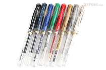 Uni-ball Signo Broad UM-153 Gel Pen - 8 Color Bundle - JETPENS UNI UM153 BUNDLE