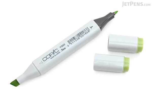 Copic Marker - 36 Basic Color Set - COPIC CB36