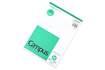 Kokuyo Campus Report Pad - B5 - Plain - 50 Sheets - KOKUYO RE-50W