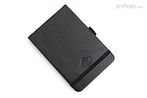Denik Stonepaper Pocket Notebook - Black - DENIK HBCSTN