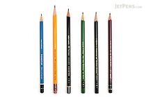 JetPens Wooden Pencil Sampler - B - JETPENS JETPACK-030