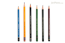 JetPens Wooden Pencil Sampler - B - JETPENS JETPACK-030