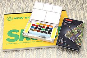 Pen Perks: Watercolors Giveaway