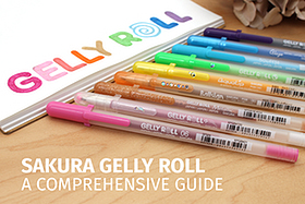 Sakura Gelly Roll: A Comprehensive Guide