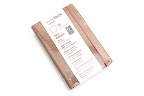 Holtz SenseBook by Transotype - Red Rubber - Small - Blank - HOLTZ 75020600