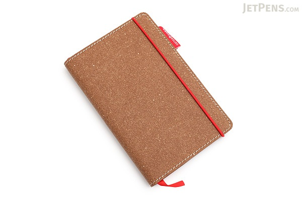 Holtz SenseBook by Transotype - Red Rubber - Small - Graph - HOLTZ 75020602