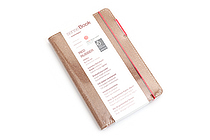 Holtz SenseBook by Transotype - Red Rubber - Small - Lined - HOLTZ 75020601
