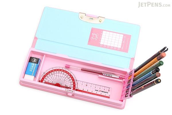 Sonic Kodawari Pencil Case - Pink - SONIC SK1029-P
