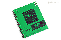 "Canson XL Recycled Sketch Pad - 9"" x 12"" - CANSON 100510922"