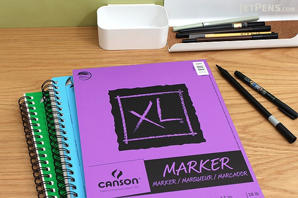 """Canson XL Recycled Sketch Pad - 9"""" x 12"""" - CANSON 100510922"""