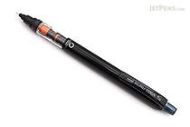 Uni Kuru Toga Auto Lead Rotation Mechanical Pencil - Pipe Slide - 0.5 mm - Black - UNI M54521P.24