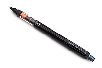 Uni Kuru Toga Auto Lead Rotation Mechanical Pencil - Pipe Slide - 0.5 mm - Black - UNI M54521P.24