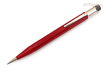 Autopoint Jumbo All-American Mechanical Pencil - 0.9 mm - Red Body - AUTOPOINT 300-1RD