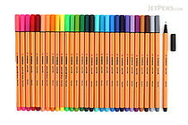 Stabilo Point 88 Fineliner Marker Pen - 30 Color Bundle - JETPENS STABILO 88 BUNDLE