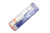 Zebra DelGuard Type Lx Mechanical Pencil - 0.5 mm - Blue - ZEBRA P-MA86-BL