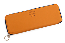 Iconic Pen Case L Ver. 2 - Mustard - ICONIC PCASEL V2 MUSTARD