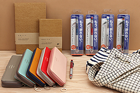 New Products: Zebra DelGuard Mechanical Pencils, Midori Notebooks, Iconic Pen Cases, BAGGU Bucket Bags, and More!