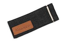 Kaweco Denim Pouch - 2 Sport Pens - Black - KAWECO 10000973