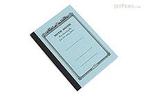 Apica CD Notebook - CD8 - B7 - 6 mm Rule - Light Blue - APICA CD8A