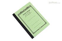 Apica CD Notebook - CD8 - B7 - 6 mm Rule - Light Green - APICA CD8H