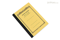 Apica CD Notebook - CD8 - B7 - 6 mm Rule - Mustard - APICA CD8-MU