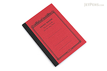 Apica CD Notebook - CD8 - B7 - 6 mm Rule - Red - APICA CD8R