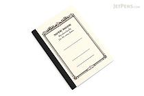 Apica CD Notebook - CD8 - B7 - 6 mm Rule - White - APICA CD8W