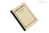 Apica CD Notebook - CD8 - B7 - 6 mm Rule - Yellow - APICA CD8Y