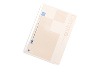 Kokuyo Campus High Grade MIO Paper Notebook - A5 - Blue Accents - KOKUYO NO-GG108B