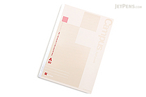 Kokuyo Campus High Grade MIO Paper Notebook - A5 - 7 mm Rule - Red Accents - KOKUYO NO-GG108A